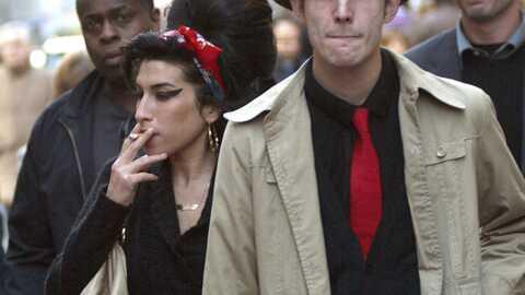 Amy Winehouse pourrait épouser son ex Blake Fielder Civil