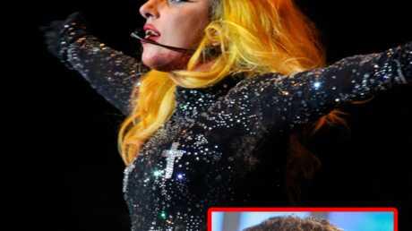 Lady Gaga et Justin Timberlake revenus d'entre les morts