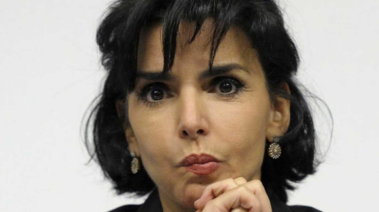 Rachida Dati justifie sa plainte contre Benjamin Biolay
