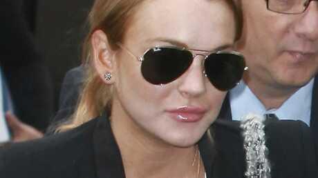 Lindsay Lohan officiellement poursuivie pour vol