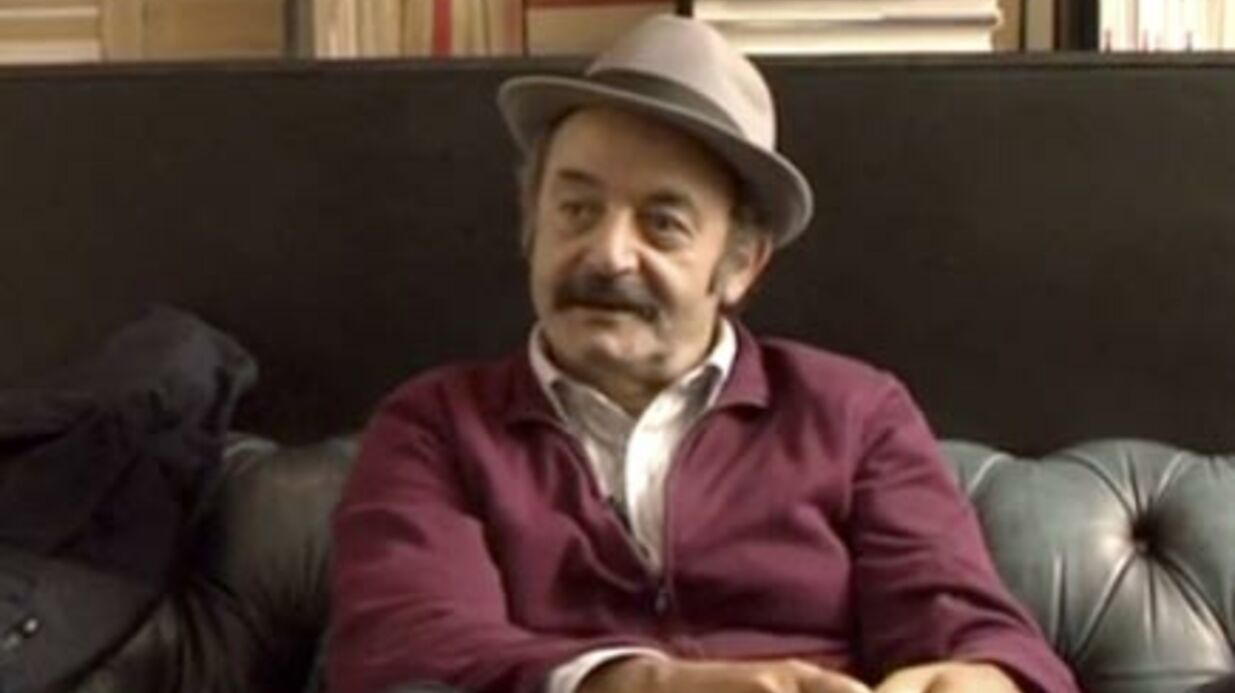 VIDEO Mort d'An­drée Chedid : les mots de Louis, son fils