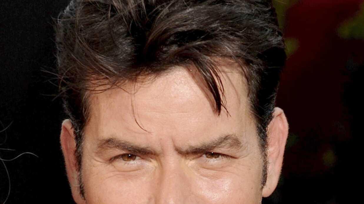 Charlie Sheen: campage de pub annulée