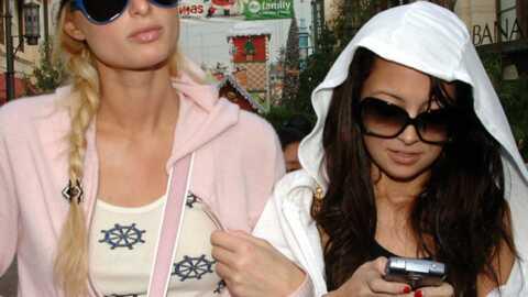 Nicole Ritchie et Paris Hilton réunies pour pleurer Casey Johnson