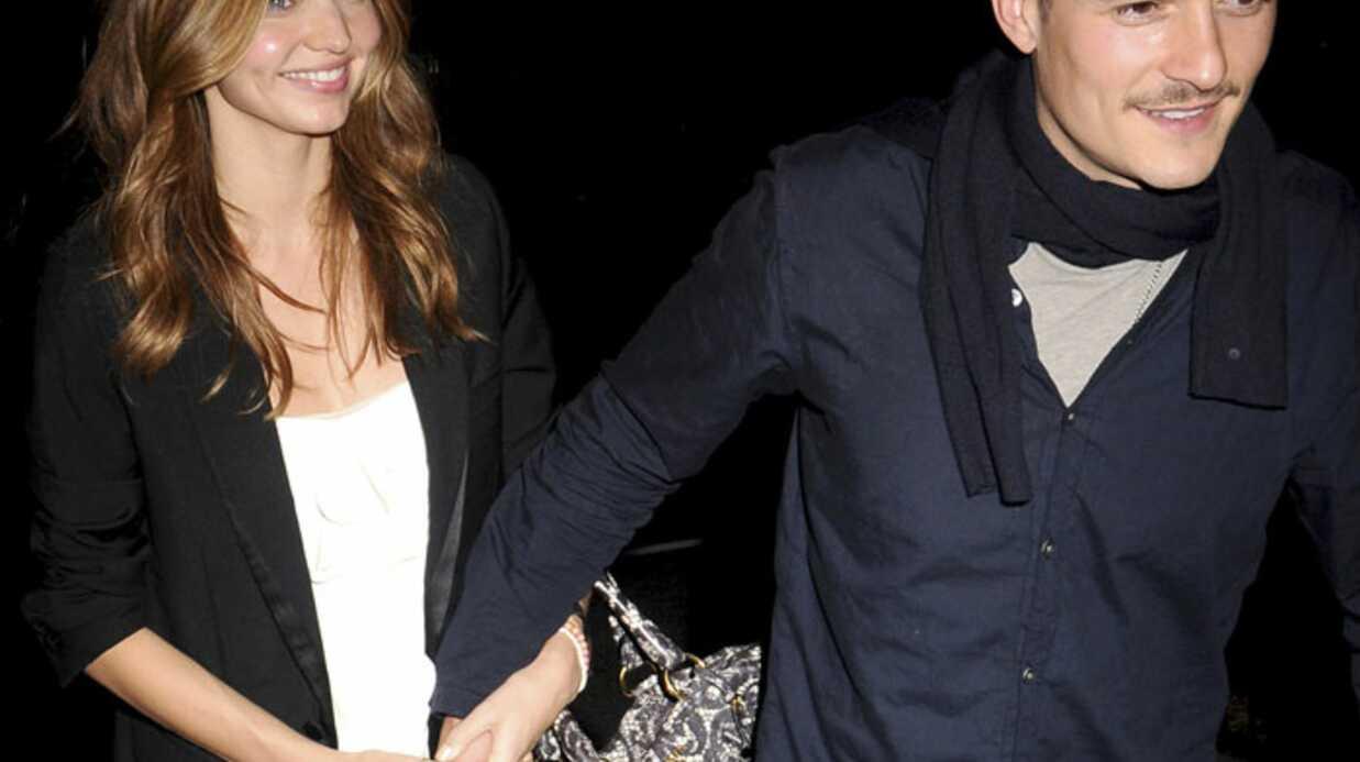 Miranda Kerr et Orlando Bloom parents dans quelques heures