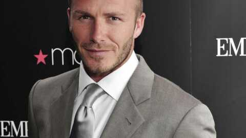 David Beckham booste les ventes de slips Armani