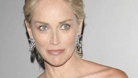 Sharon Stone s'énerve dans un aéroport