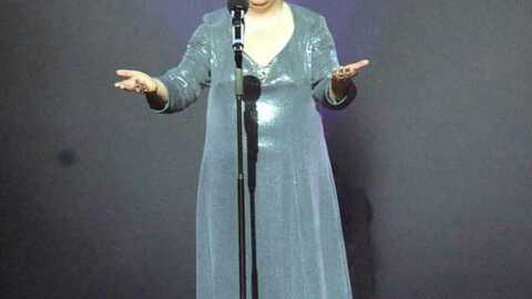 Susan Boyle en studio: tout va bien