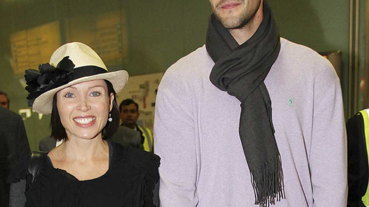 Danni Minogue maman d'un petit garçon