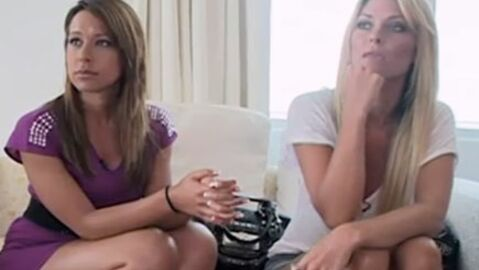 Anges de la télé-réalité 2: Daniela et Caroline à couteaux tirés
