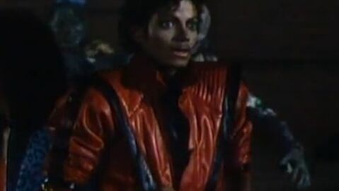 Michael Jackson: la veste de Thriller est en vente!