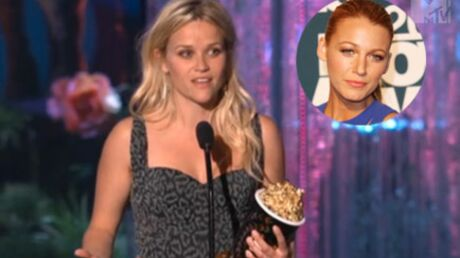 Reese Witherspoon met Blake Lively mal à l'aise aux MTV MA