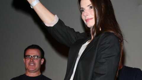 Sandra Bullock: pire actrice aux Razzie Awards