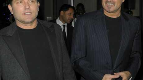 George Michael séparé de son compagnon Kenny Goss?