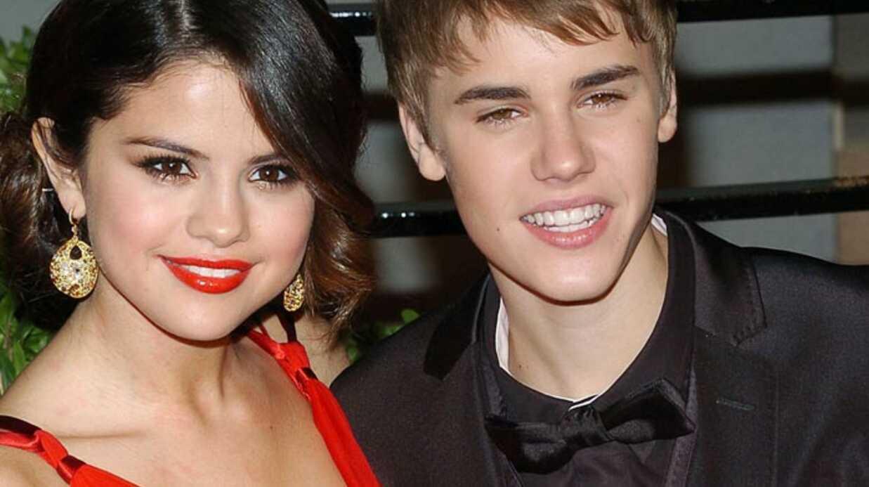 Justin Bieber crie son amour pour Selena Gomez