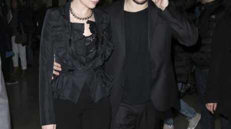 Laetitia Casta et Stefano Accorsi: l'amour au beau fixe