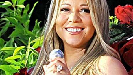 Mariah Carey fête la future naissance de ses jumeaux