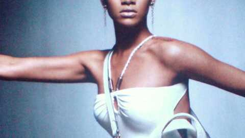 Photo de la campagne Gucci avec Rihanna