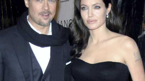 Angelina Jolie: pas de grossesse avant Brad Pitt