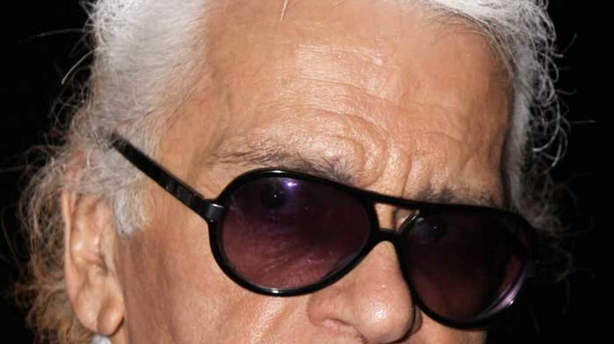 Karl Lagerfeld: fan de Michelle Obama