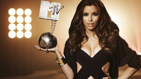 Eva Longoria présentatrice des MTV Europe Music Awards 2010