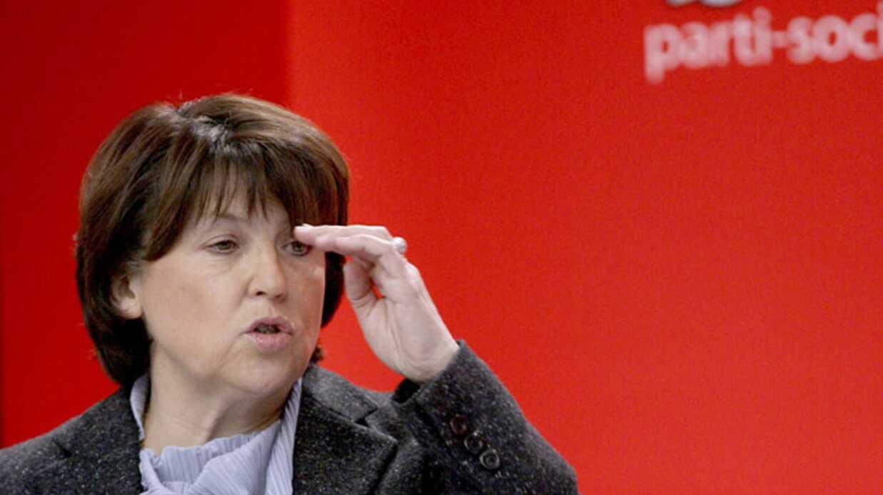 Martine Aubry, souffrant de l'œil, annule À vous de juger