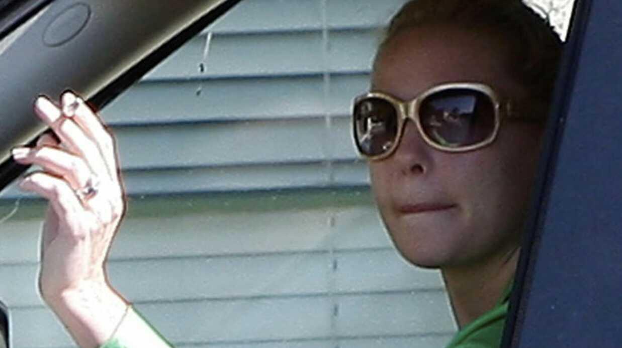Katherine Heigl a arrêté de fumer