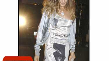Sarah Jessica Parker rend hommage à Dior