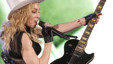 VIDEO Madonna: un morceau inédit sur le Net