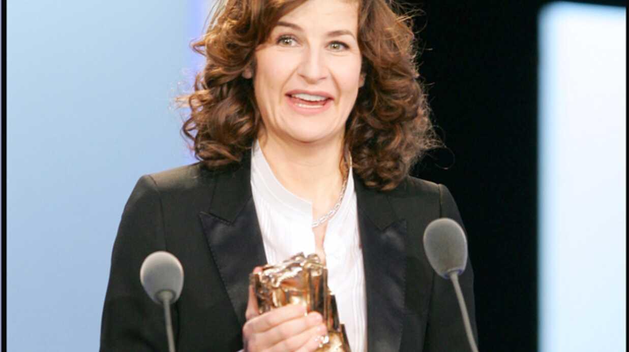 Valérie Lemercier Elle dit non aux Césars!
