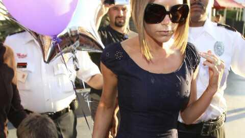 Victoria Beckham ne peut plus avoir d'enfants