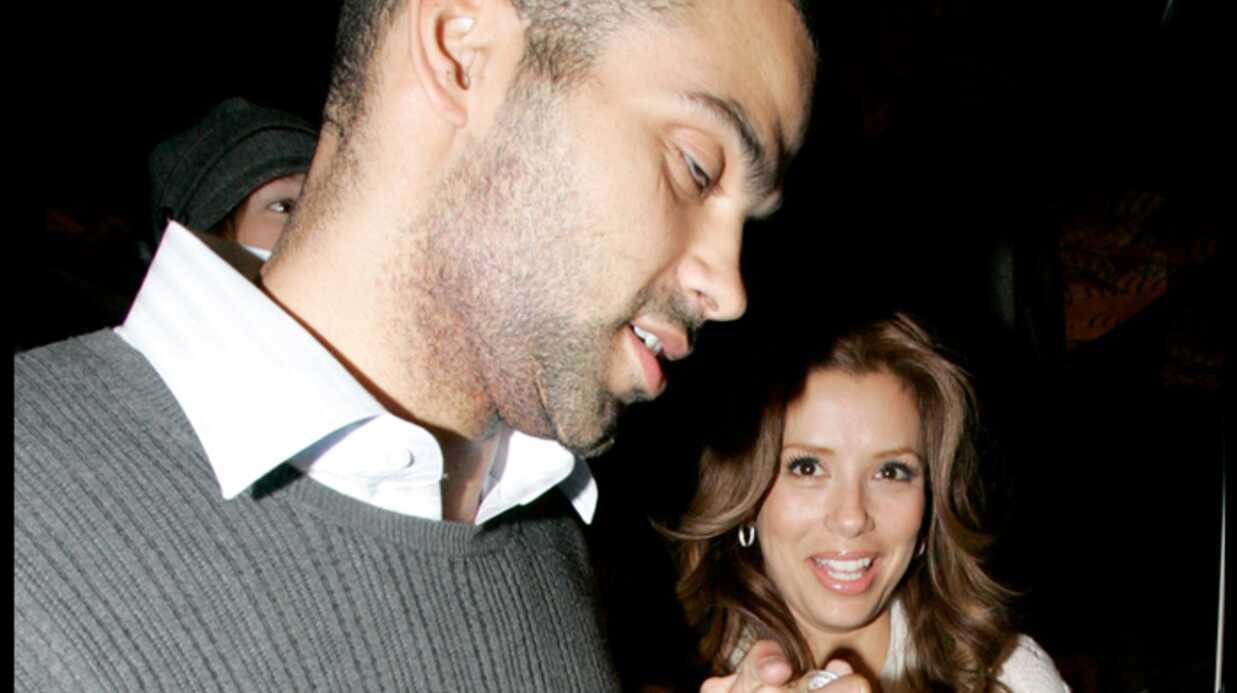 Eva Longoria & Tony Parker Pardon, on s'excuse, désolé…