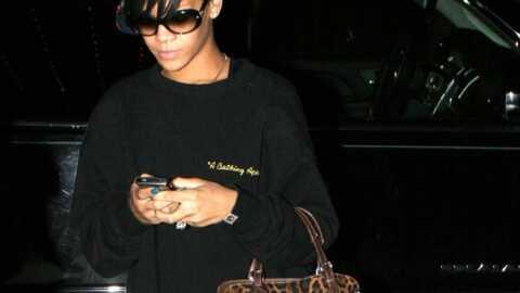 Rihanna Le gros coup de pompe…