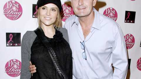 Charlie Sheen: son fils sorti de l'hôpital