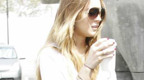Lindsay Lohan: dévastée après sa rupture avec Samantha Ronson