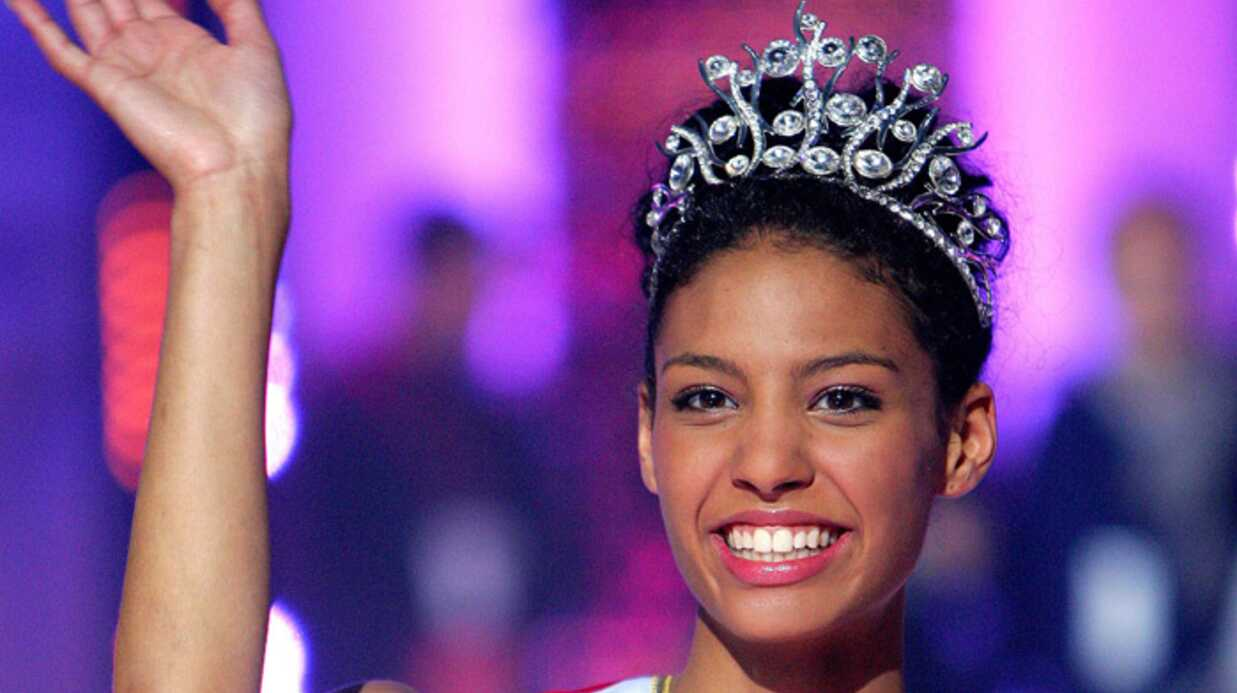 Chloé Mortaud reste Miss France