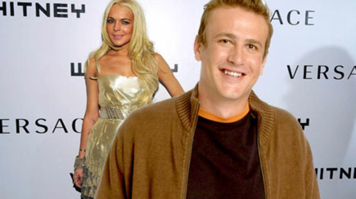 Lindsay Lohan passe la nuit chez Jason Segel