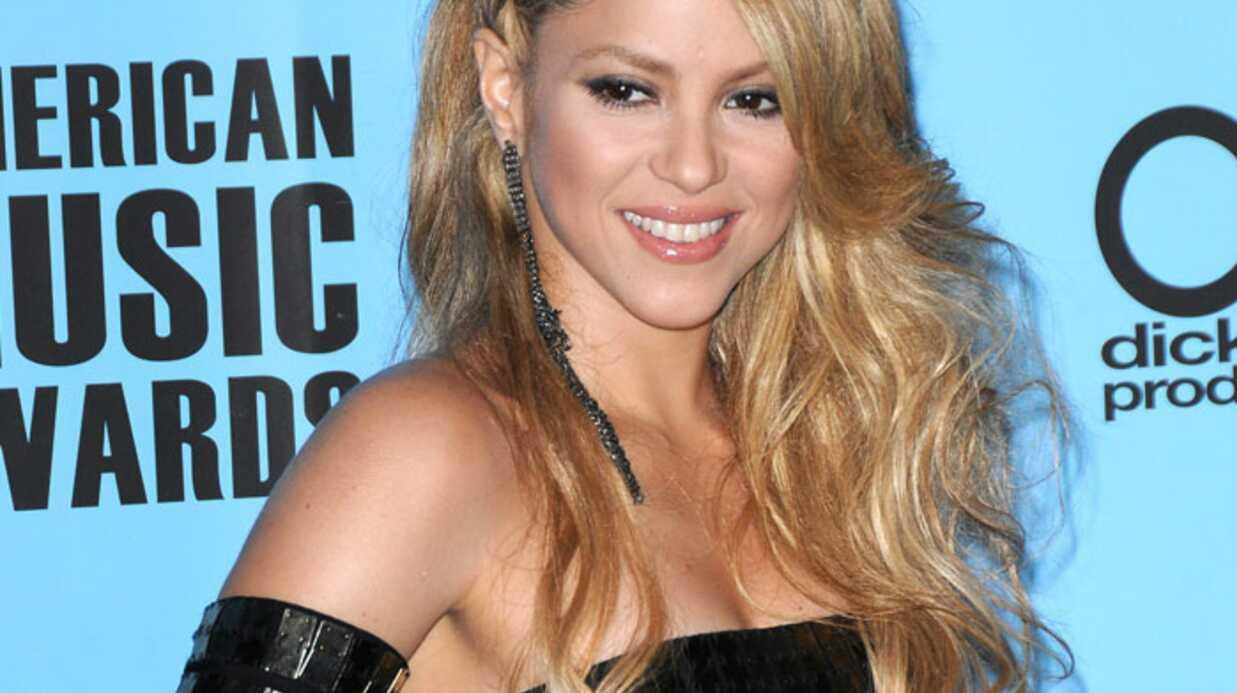 VIDEO Shakira: son nouveau clip diffusé illégalement sur Internet