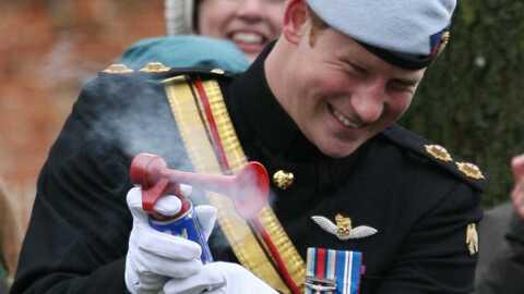 Prince Harry récompensé pour son engagement humanitaire