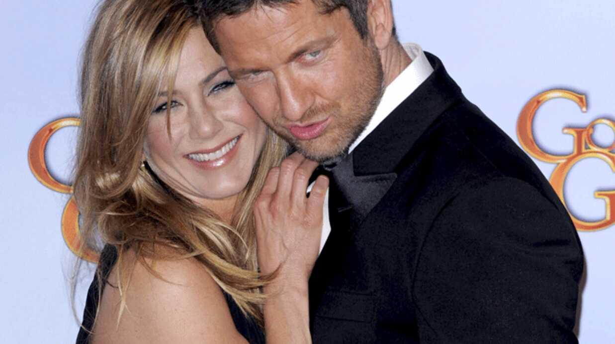 Jennifer Aniston fête ses 41 ans avec Gerard Butler au Mexique