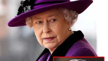 La bénédiction d'Elizabeth II