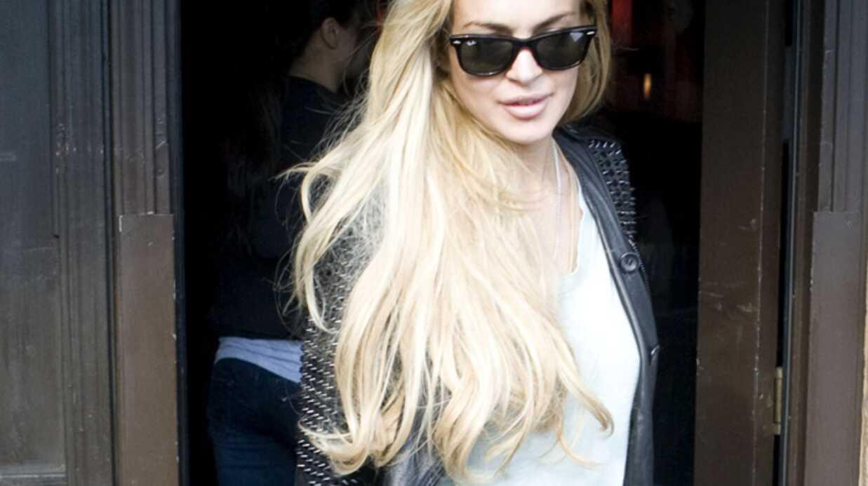 Lindsay Lohan: sa mère en veut aux scénaristes de Glee