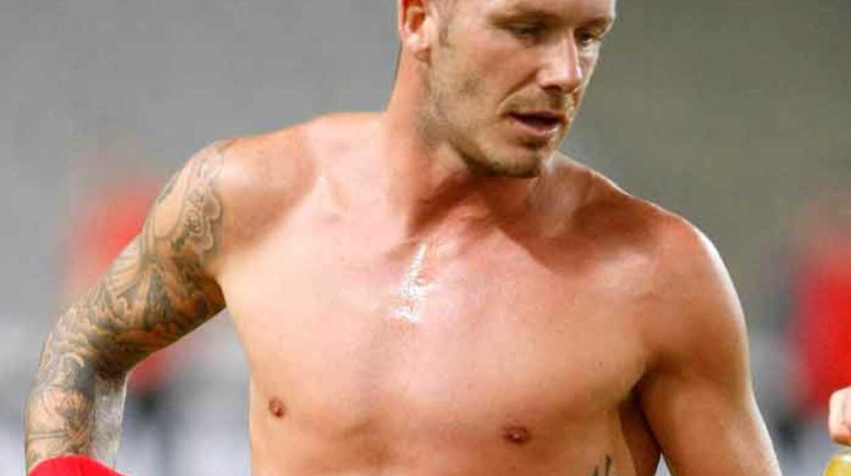 David Beckham: ses buts l'incitent à rester en Italie