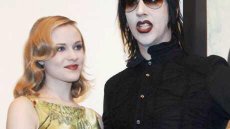Marilyn Manson – Evan Rachel Wood: fiancés à Paris