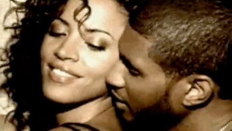 VIDEO Noémie Lenoir et Usher: c'est chaud!