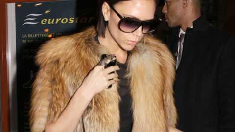 Victoria Beckham a dépensé 550 000 euros pour les soldes