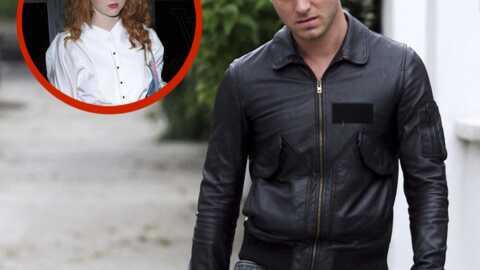 Jude Law semble aurait retrouvé l'amour en la personne de Lily Cole