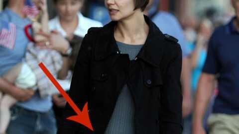 Katie Holmes serait à nouveau enceinte