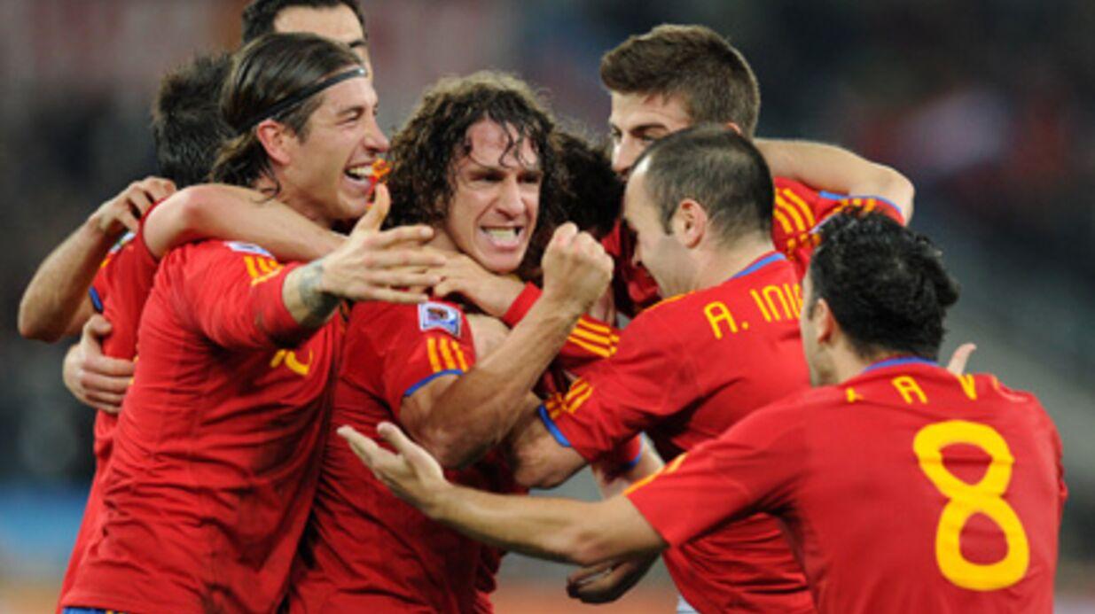 Audiences: 11 millions devant Allemagne-Espagne sur TF1