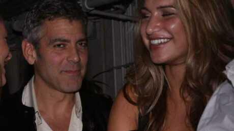 George Clooney en ménage avec Lucy Wolvert