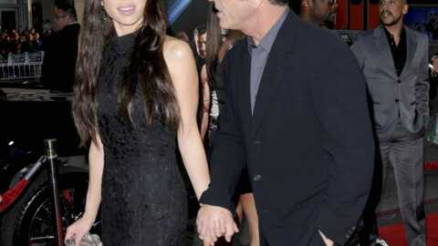 Mel Gibson exige un test de paternité